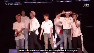 BTS live perform - ANSWER:LOVE MYSELF sub indo