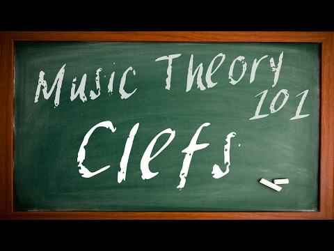 Music Theory 101 - Clefs
