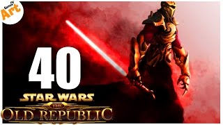 Прохождение Star Wars The old Republic - Sith Warrior - ФИНАЛ