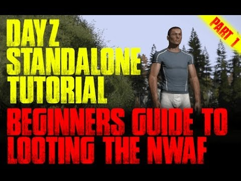 How to Start Off in Dayz Standalone - Beginner Tips! - YouTube