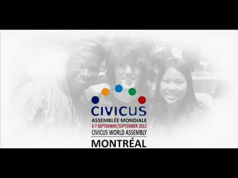 Youth Drive on CIVICUS World Assembly 2012_ 21st July 2012.wmv