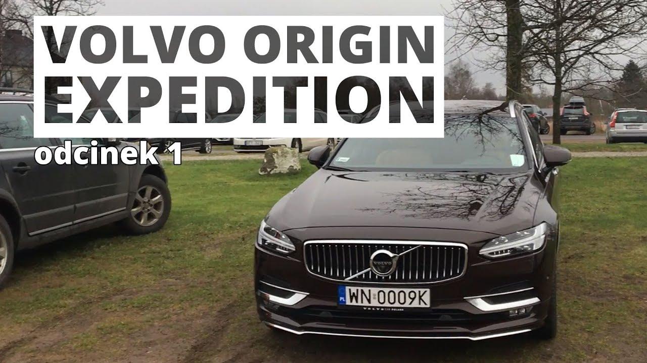 Powrót do korzeni Volvo – vlog z podróży – odcinek 1