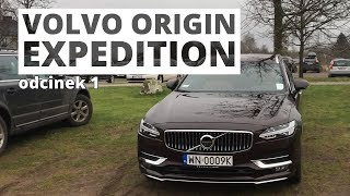 Powrót do korzeni Volvo - vlog z podróży - odcinek 1