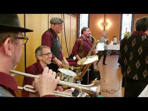 Bagg Street Klezmer Band At The B'nai Brith-Adath Israel Musical Brunch For Seniors