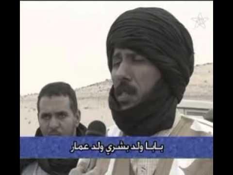 CORCAS - Return of the group of Gjijimat to the Western Sahara Territory