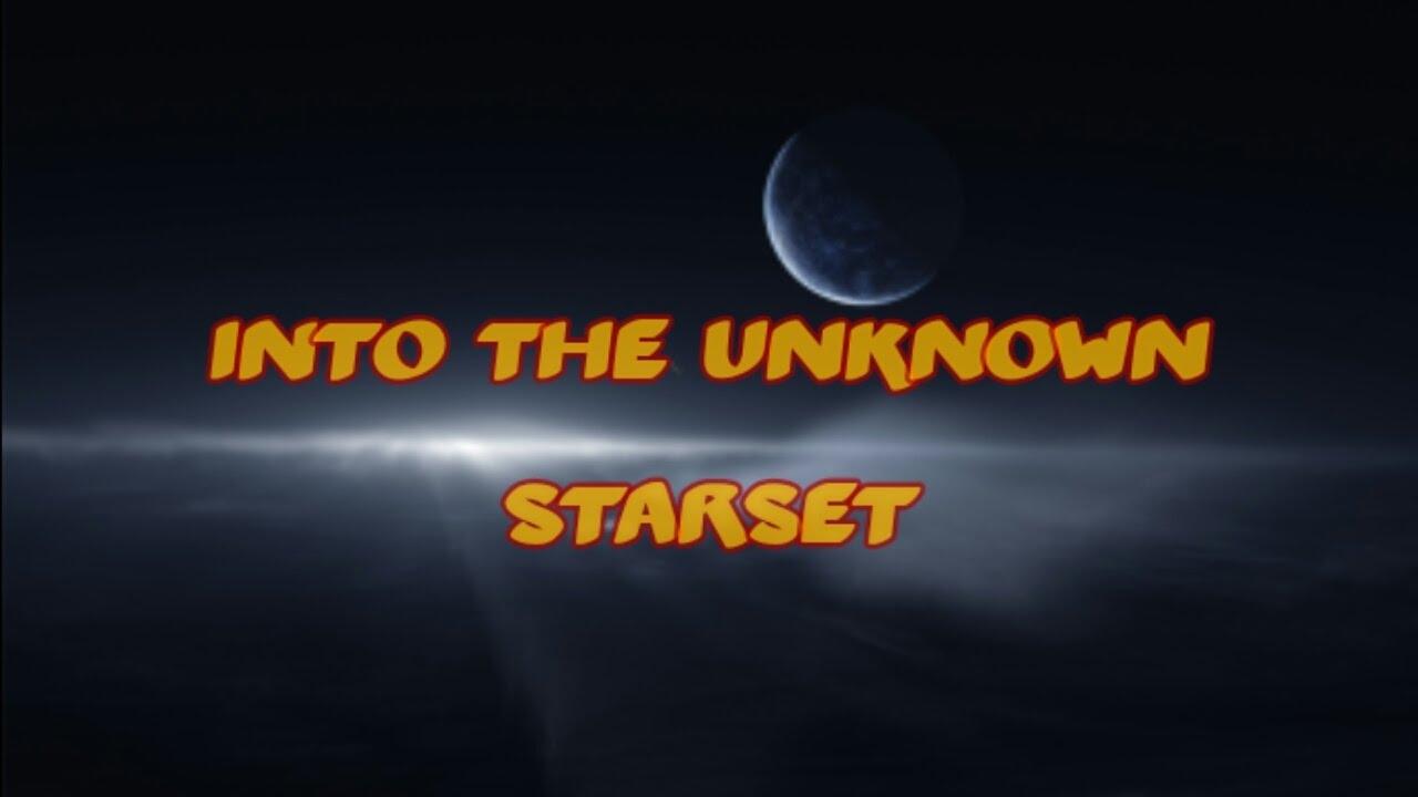 Starset Into The Unknown Lyrics Youtube