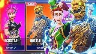 New SECRET Skins! How To Get NEW SECRET SKINS In Fortnite Battle Royale! (Secret Fortnite Skins)