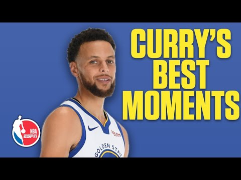 Steph Curry's Top 10 Moments   NBA On ESPN
