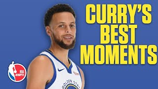Steph Curry's top 10 moments | NBA on ESPN