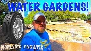 "My ""Oopsie"" & Water Gardens of Fort Worth"