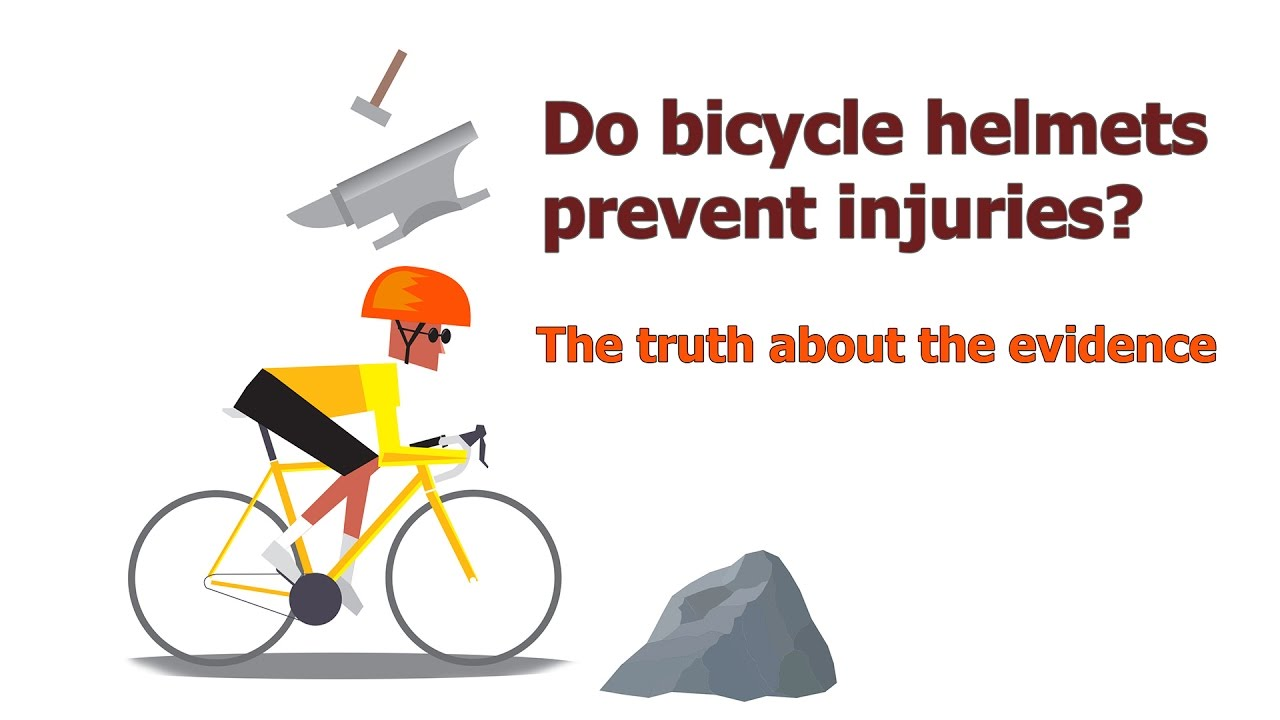 Bicycle helmets science. Do helmets prevent injury or ...