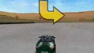 NFS Porsche Factry Driving Chellange