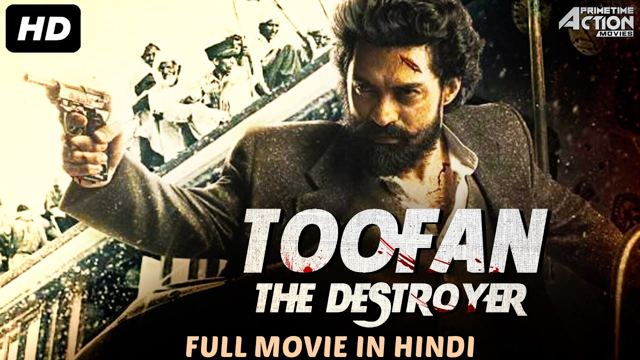 Download TOOFAN THE DESTROYER - Full Movie Hindi Dubbed   Superhit Hindi Dubbed Full Action Romantic Movie