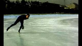 INNSBRUCK 1964 (Speed Skating / Eisschnellauf)