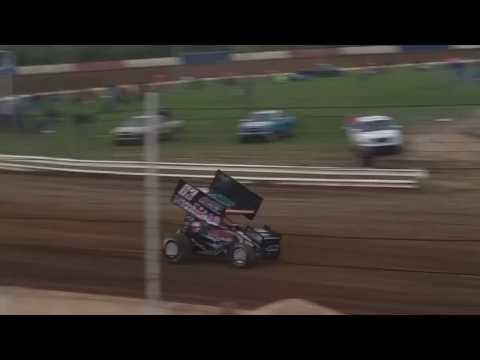 Cory Eliason Qualifying  Terre Haute Action Track