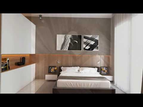 Cool !! 41 Luxury Bedrooms Design Ideas With Unique Wall