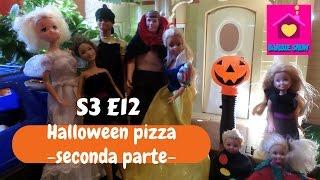(English sub)Barbie show-Una famiglia imperfetta S3E12:Halloween pizza(seconda parte)