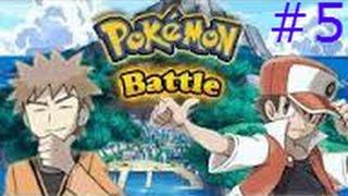 Primera sala completada!!!! - Pokemon battle #5 - Power Gamer