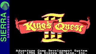 King's Quest 3 - Sierra Saturdays