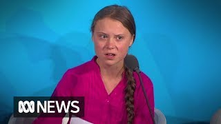 'How dare you': This is Greta Thunberg's passionate cry for climate action | ABC News