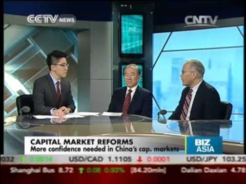 Studio interview - Capital market reforms