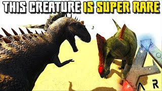THERE IS ONLY 1 OF THIS CREATURE ON THE MAP!! | JURASSIC ARK | ARK SURVIVAL EVOLVED [EP103]