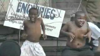 Nigerian Kids Invent Awesome New Dance..