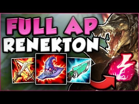 Download Youtube: DON'T TRY THIS AT HOME! LIZARD WIZARD RENEKTON NEW OP! RENEKTON TOP GAMEPLAY! - League of Legends