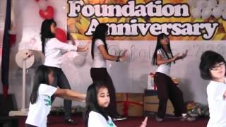 St. Francis School of Cainta Dance Troupe 2011 - Sumayaw Ka