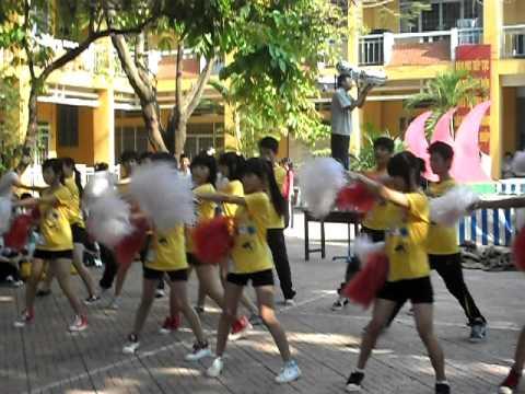 Thể dục đồng diễn A6 - Trại xuân 2011 - BĐ