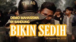 Download Mp3 Shanna Shannon - Kulihat Ibu Pertiwi  Video: Demo Mahasiswa Tolak Ruu Kuhp Di Ba
