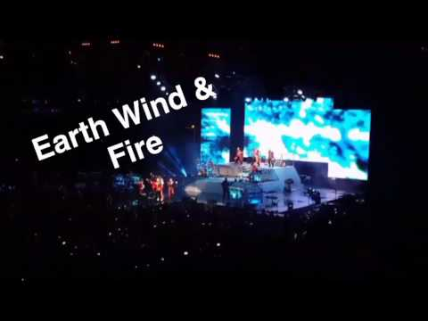 Earth Wind & Fire @ United Center (7/26/17)