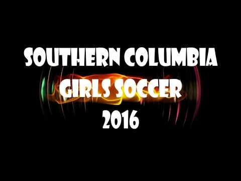 Southern Columbia Girls Soccer - 2016