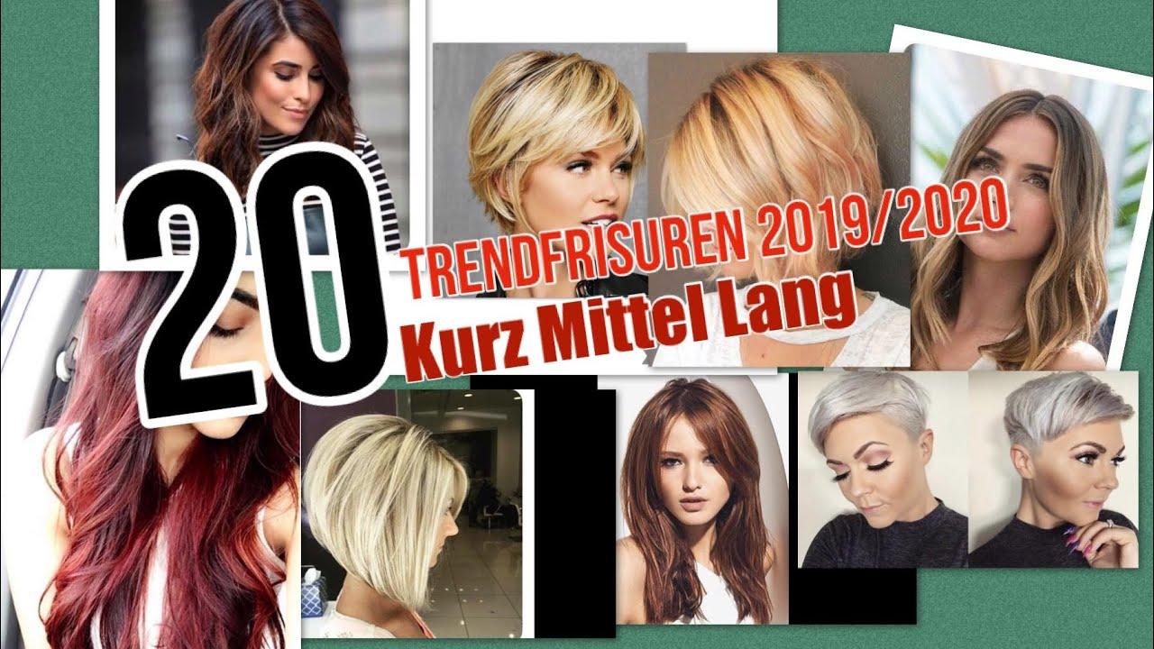 Frisurentrend 2020