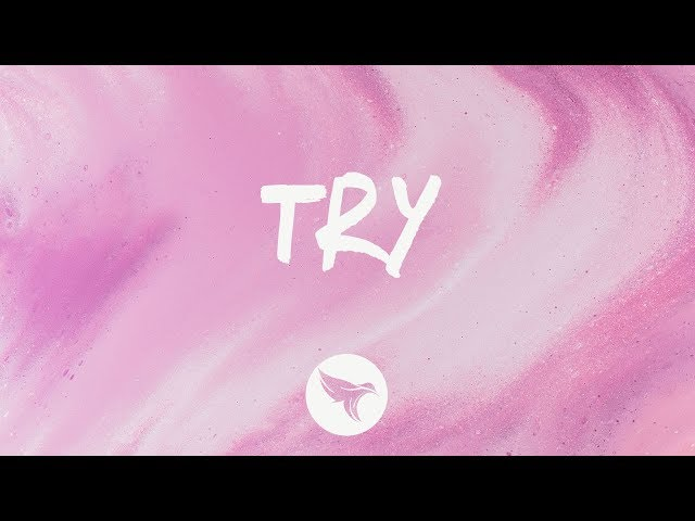Lost Kings - Try (Lyrics) feat. SAFE