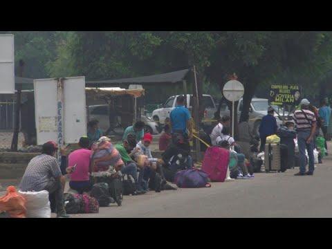 Coronavirus: des migrants vénézuéliens forcés de quitter la Colombie | AFP