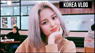 Покраска волос в Корее/ KOREA VLOG/