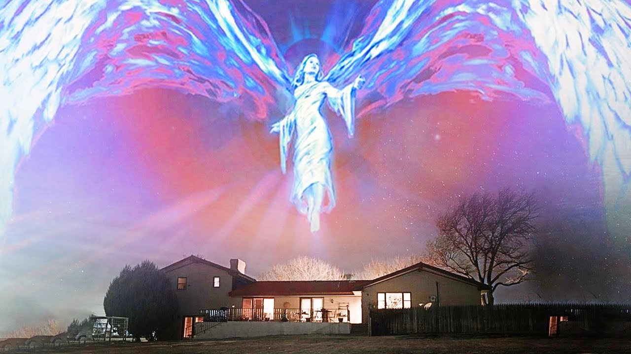 There Is An Angel In Your House (THIS MAY SURPRISE YOU)