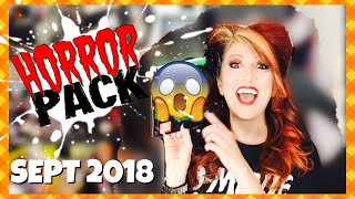 Horror Pack September Unboxing Blu-Rays And Best Gift Ever