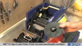 Особенности цветного принтера для этикеток Brady BBP 31(, 2015-10-22T15:00:11.000Z)