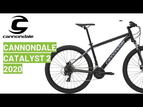 Cannondale Catalyst 2 2020: bike review