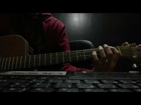 Westworld acoustic guitar cover