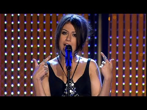 GABRIELLA CILMI - Sweet about me -  live ~ 2012
