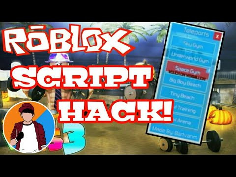 roblox weight lifting simulator 3 hack