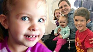✈️5 Kids LONGEST FLIGHT
