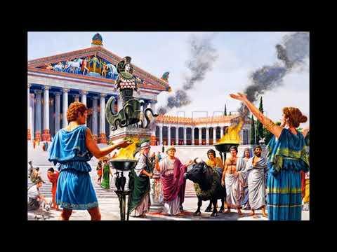 Ancient greek worship - Part 1