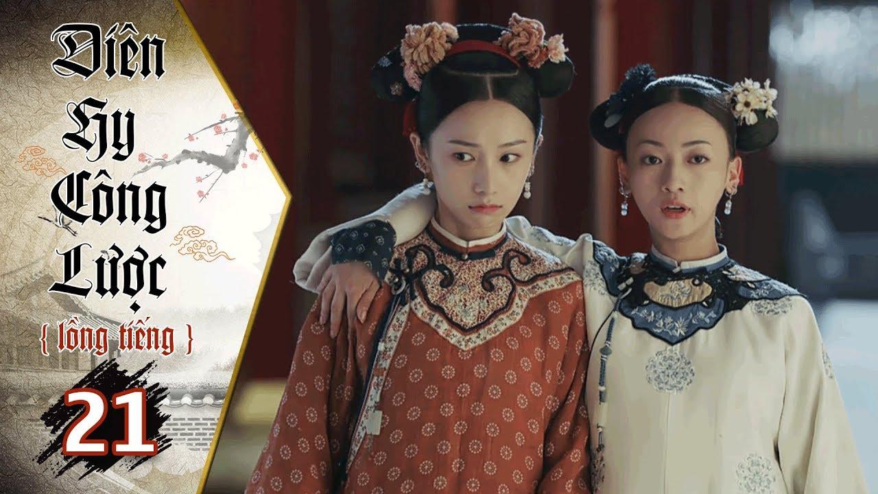 image Diên Hy Công Lược - Tập 21 (Lồng Tiếng)   Phim Bộ Trung Quốc Hay Nhất 2018 (17H, thứ 2-6 trên HTV7)