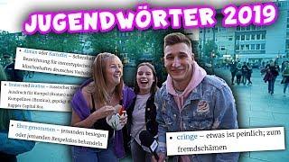 JUGENDWÖRTER 2019!!! Alman..? Cringe..? oder was bedeutet Cornern? 🤷🏽♂️ STREET COMEDY  | urgeON
