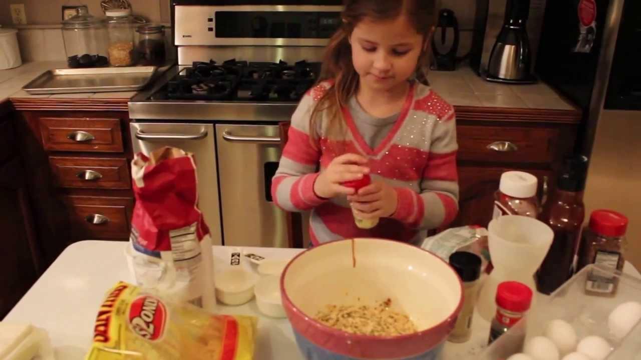 Bon Lydiau0027s Kitchen  Little Girl Parodies A Cooking Show   YouTube