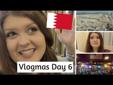 The Epic Pillow Rant of Bahrain! | Vlogmas Day 6